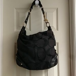 Coach Carly hobo bag